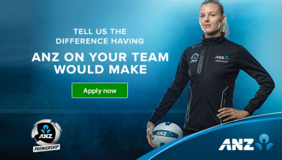 Tell us the difference having ANZ on your team would make.