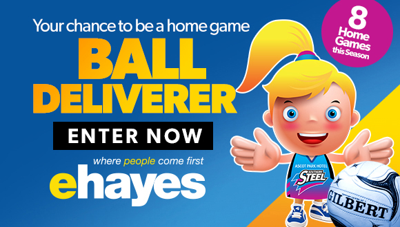 ENTER HERE - for your chance to deliver the Match Ball to Centre Court